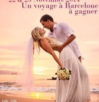Salon du mariage – cité de la mer- nov 2014